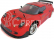 RC auto Speed Car 838-33, červené