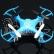 RC dron Nano Aircraft X6