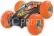 RC EXTREME Stunt II. PRO verze 2,4Ghz, oranžová