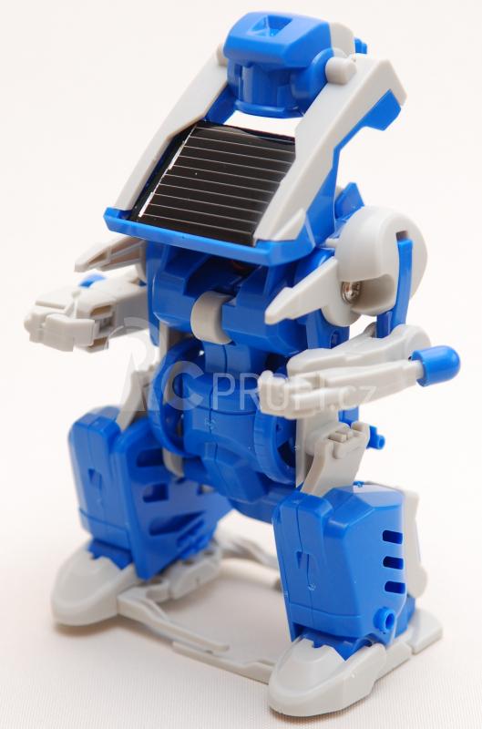 SOLÁRNÍ STAVEBNICE - SolarBot 3 v 1