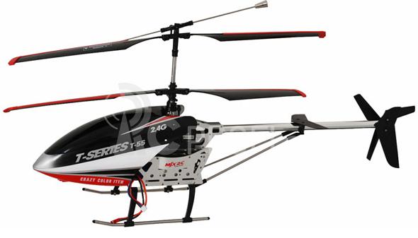 RC vrtulník MJX T655, černá