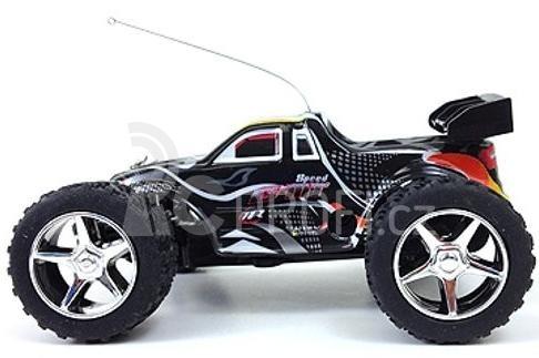 RC auto WL Toys 2019, černá