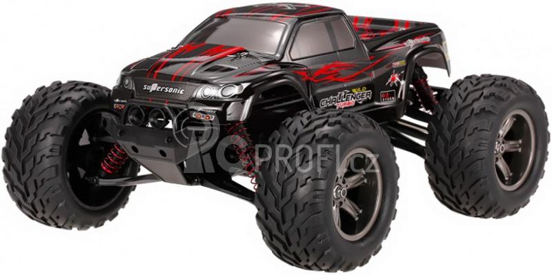 RC auto 9115 Challenger - monster truck, červená