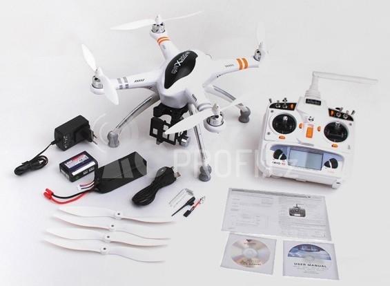 RC dron Walkera QR X350 v1.2, RTF (DEVO 7)