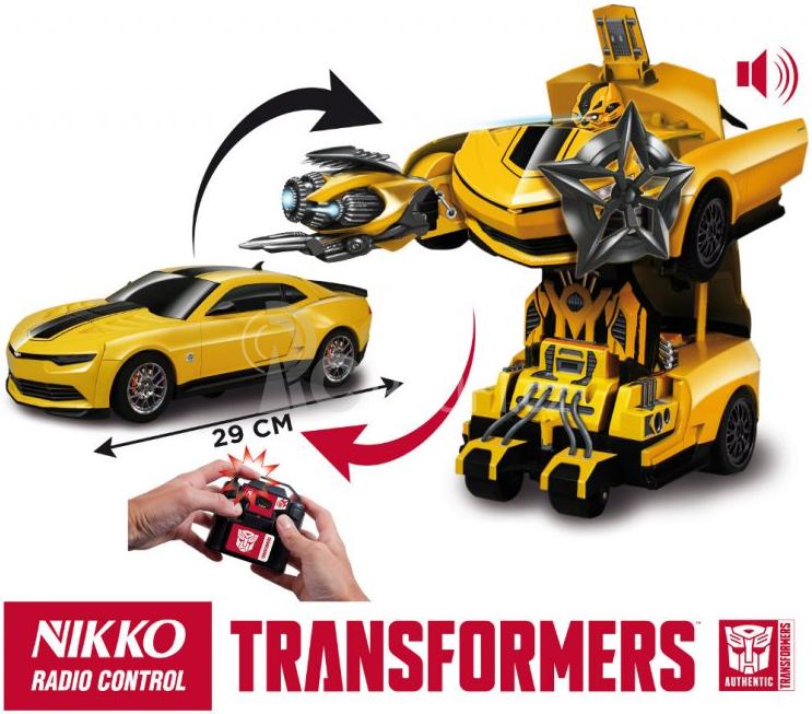 RC autobot Nikko Bumblebee