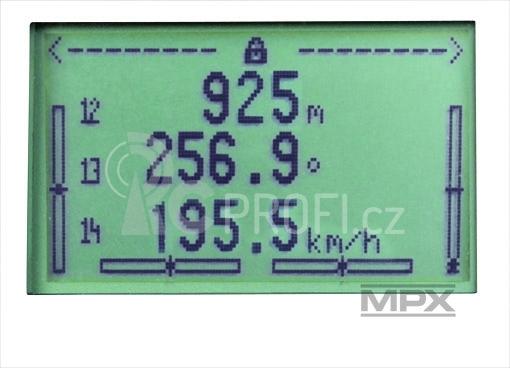 85417 GPS sensor pro telemetrické přijímače M-Link