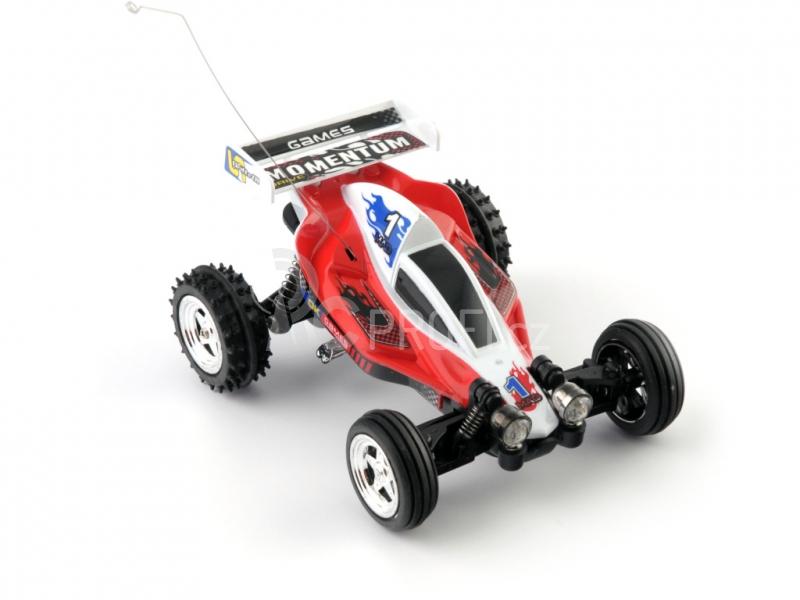 RC auto MINI BUGGY 2011, červená