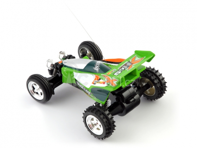 RC auto MINI BUGGY 2011, zelená