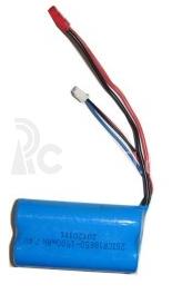 Akumulátor Li-Po 7,4V 1500 mAh - F-45 atd