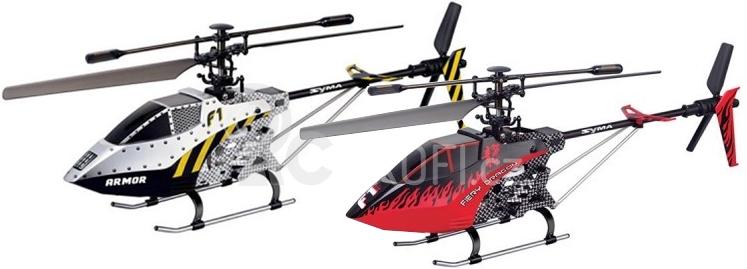 RC vrtulník Syma F1, červená