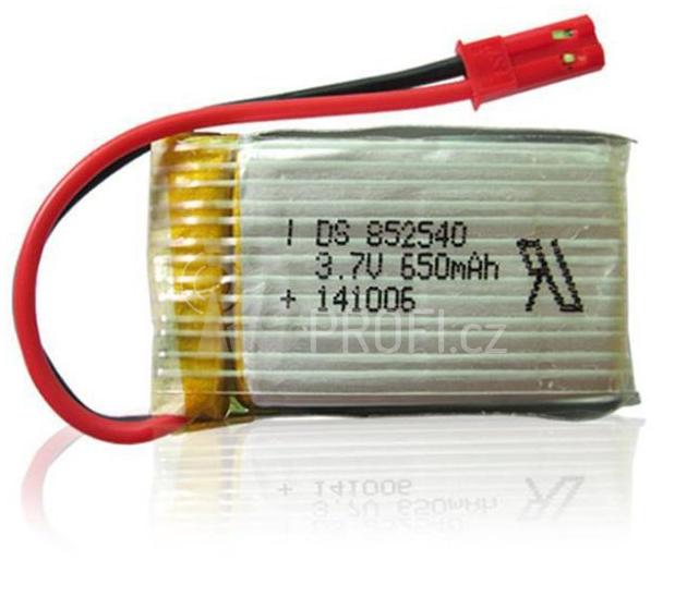 Náhradní akumulátor 650mAh 3,7V