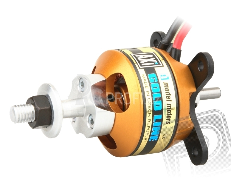 AXI 2808/24 střídavý elmot.