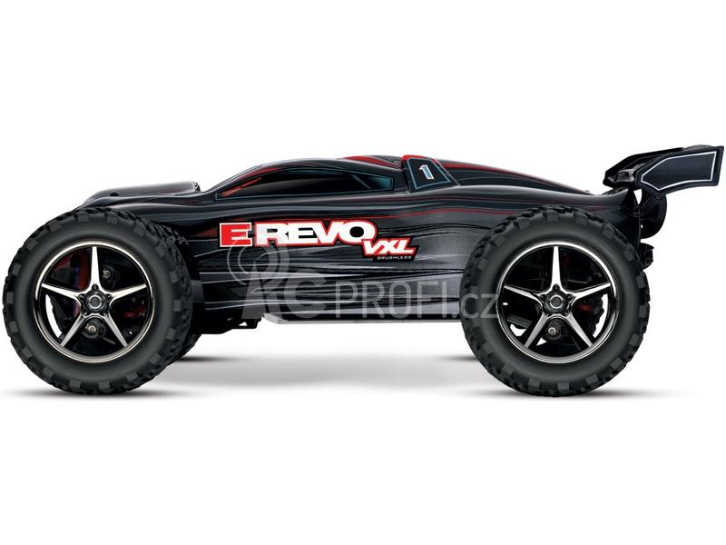 RC auto Traxxas E-Revo