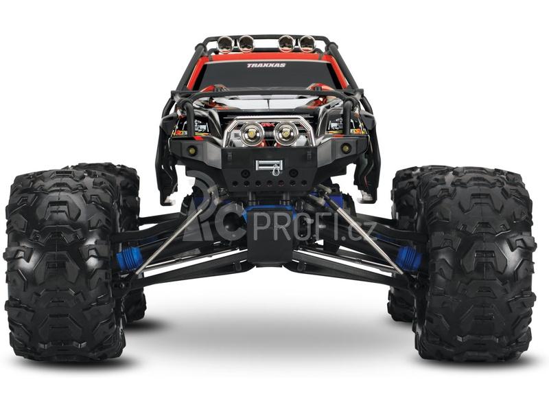 RC auto Traxxas Summit