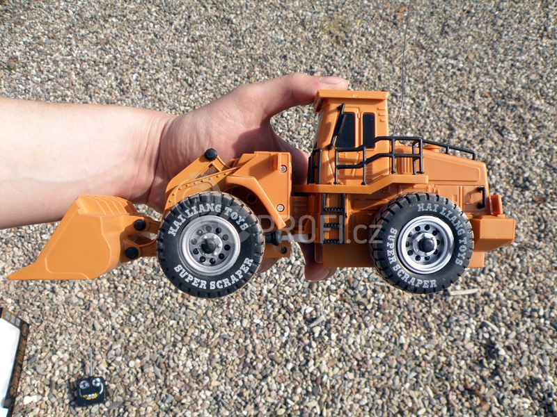 RC bagr SUPER TRUCK NO.3358-1