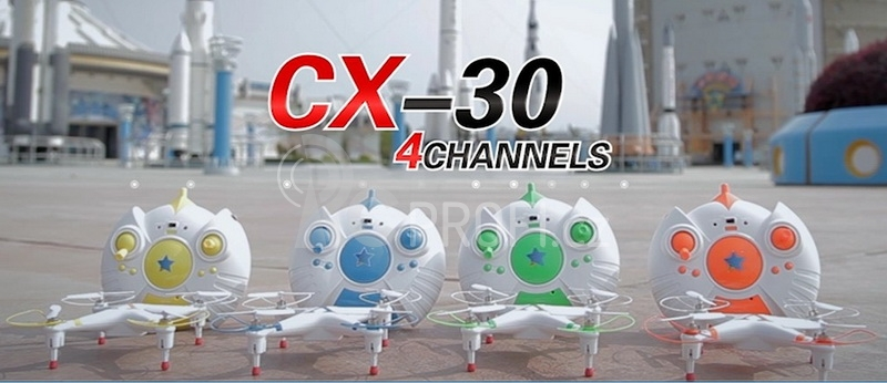 RC dron Cheerson CX-30
