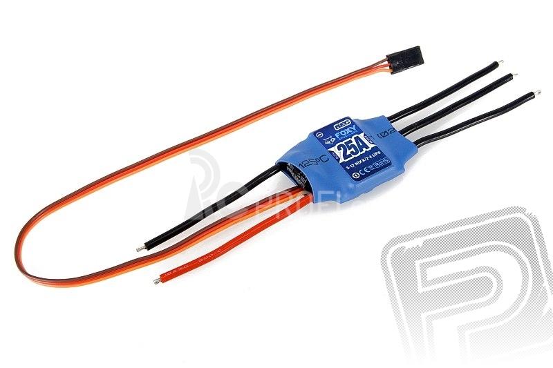 Combo set FOXY G2 C2212-1100   FOXY 25A regulátor