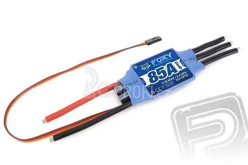 Combo set FOXY G2 C3530-570   FOXY 85A regulátor