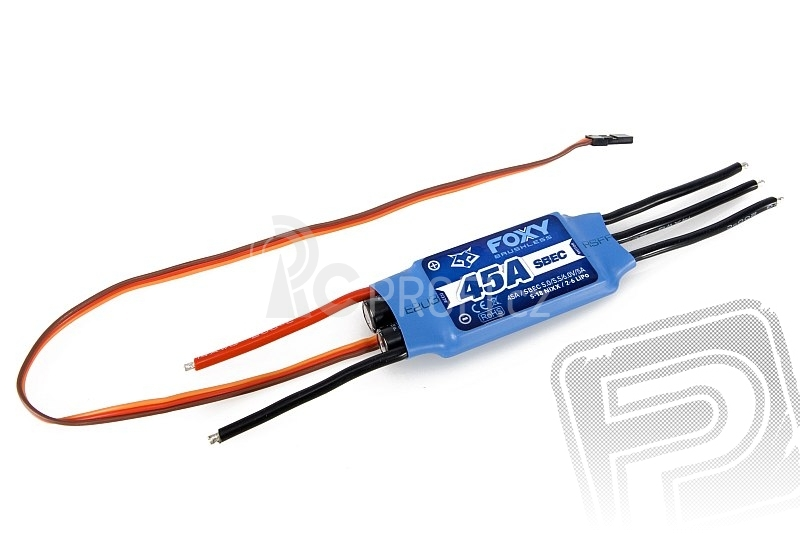 Combo set RAY B3656/09   FOXY 45A regulátor