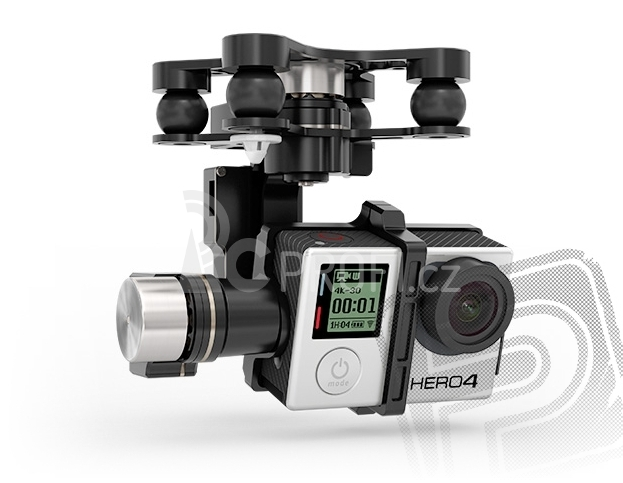 DJI - H4-3D Závěs kamery pro GO-PRO 4