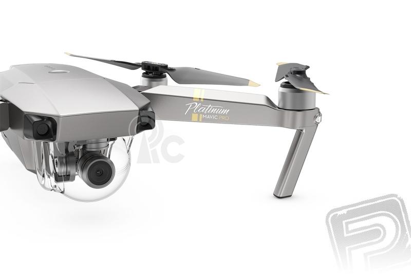 RC dron DJI Mavic Pro Fly More Combo (Platinum version)