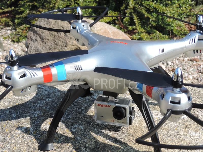 RC dron SYMA X8G