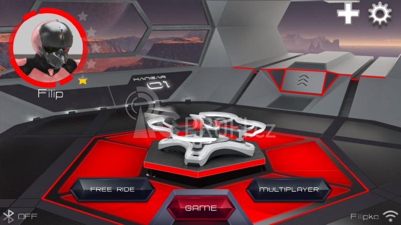 Drone n Base 2.0 (2 ks)