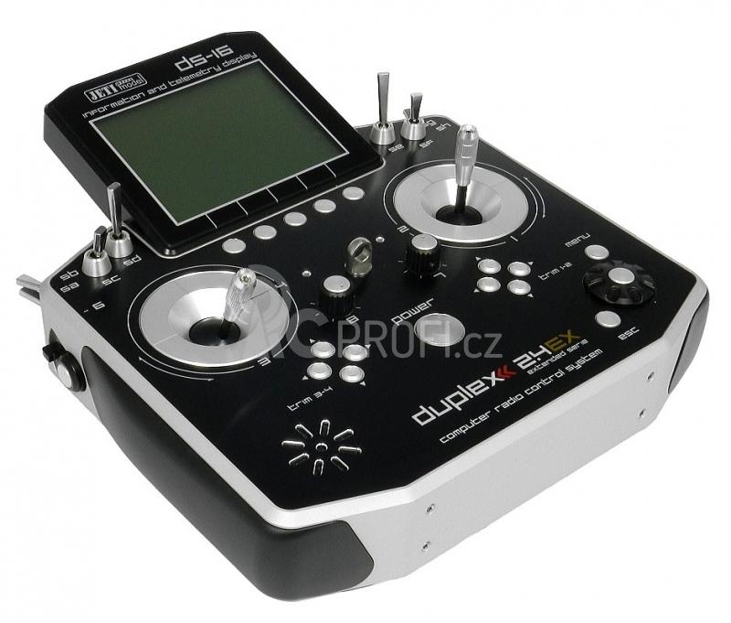 DS-16 EX , mode 2 a 4 (CZ SW)