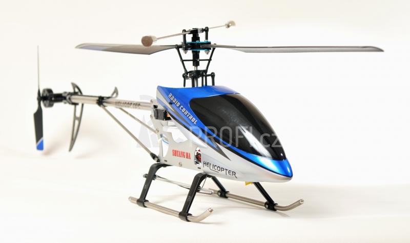 RC vrtulník Double Horse 9104, modrá