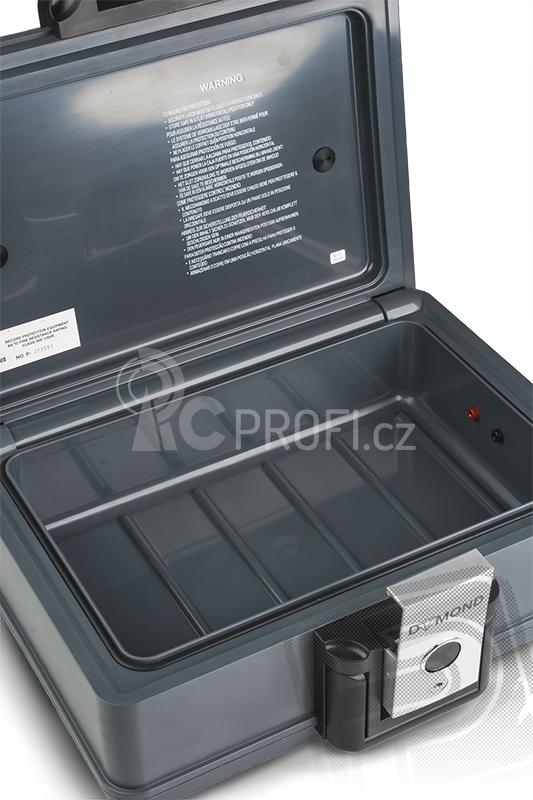 DYMOND LiPo - bezpečnostní kufr