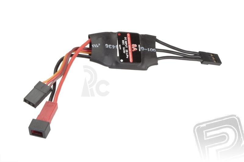 Eaglet - elektronický regulátor otáček 8A