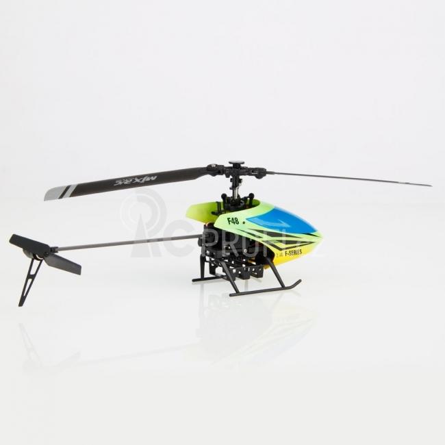 RC vrtulník MJX F-48, zelená
