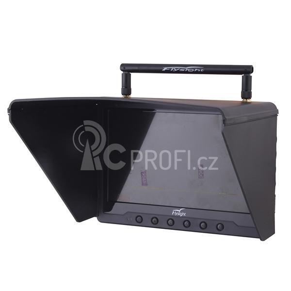 FPV - monitor (dlouhý dosah)