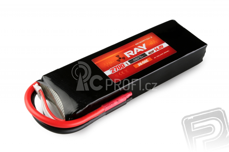 G3 RAY Li-Pol 2700mAh/14,8 30/60C Air pack 40,0Wh