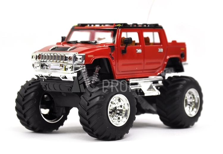 Mini RC Monster Truck, maskáčový