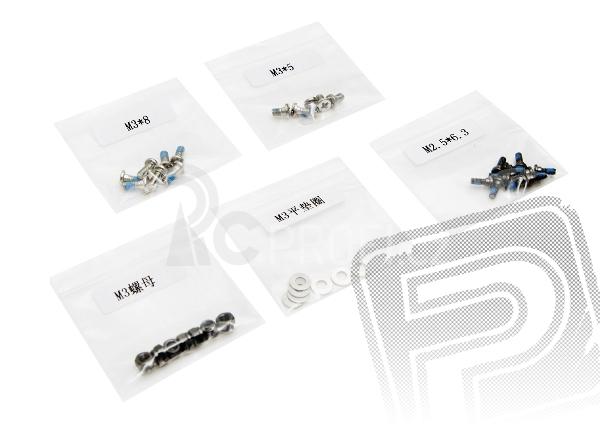 H4-3D Screws Pack