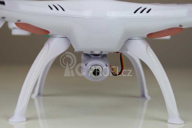 RC dron Syma X5SC PRO, bílá