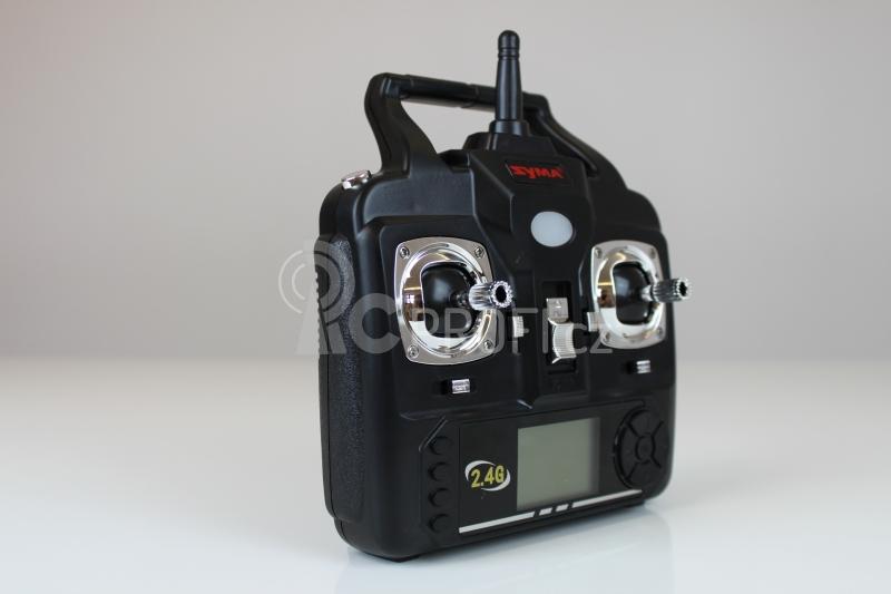 Dron Syma X5SW PRO, černá