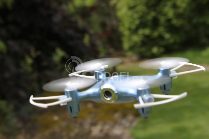Dron Syma X21W, modrá