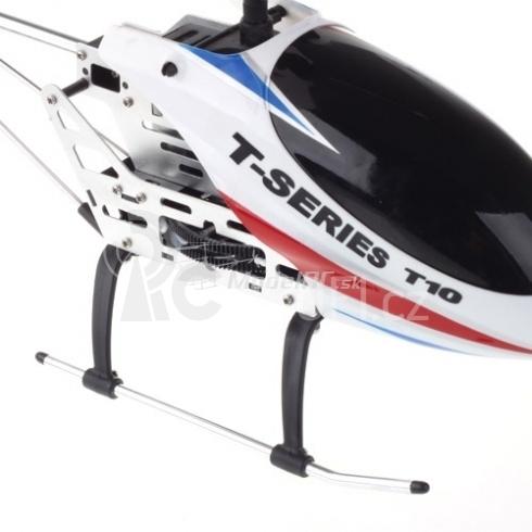 RC vrtulník MJX T610, bílá