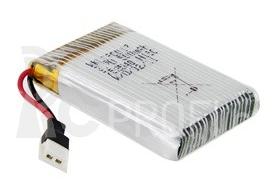 Náhradní akumulátor Li-Pol 3.7V / 700mAh