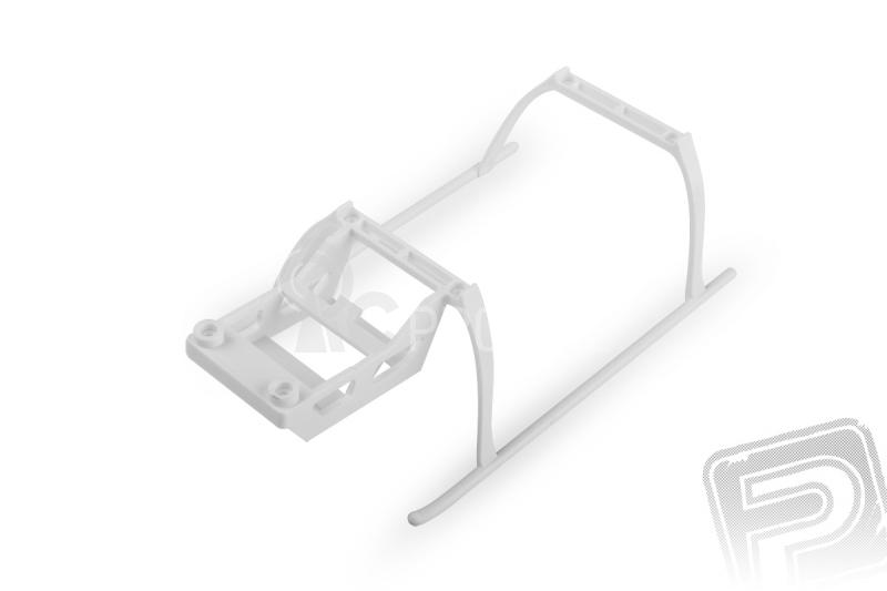 Lyžiny podvozku - bílé (Solo Pro 125)