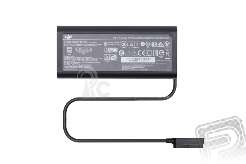 MAVIC AIR - AC nabíjecí adaptér (bez kabelu na 230V)