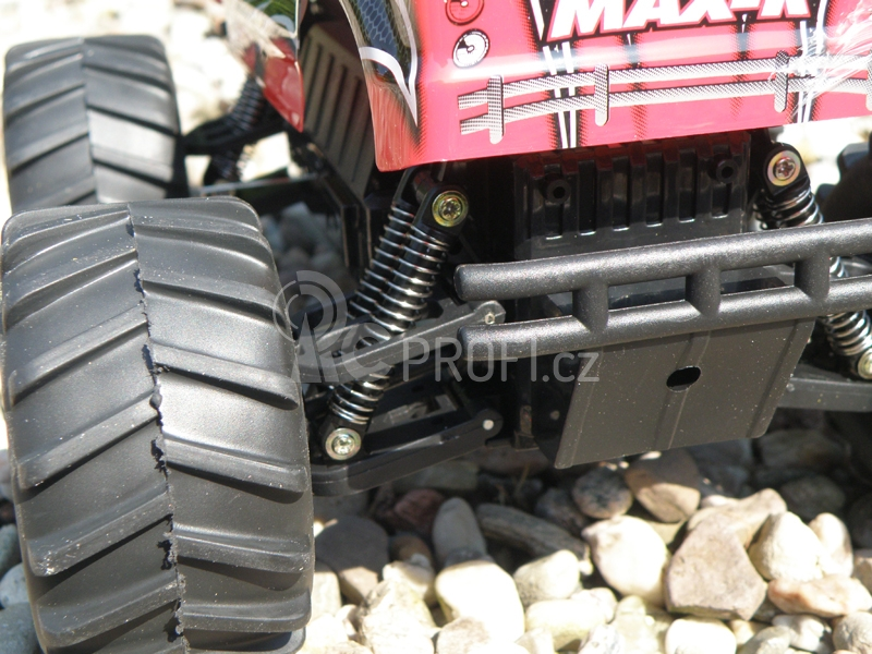 RC OFF-ROAD MAX-R, červená