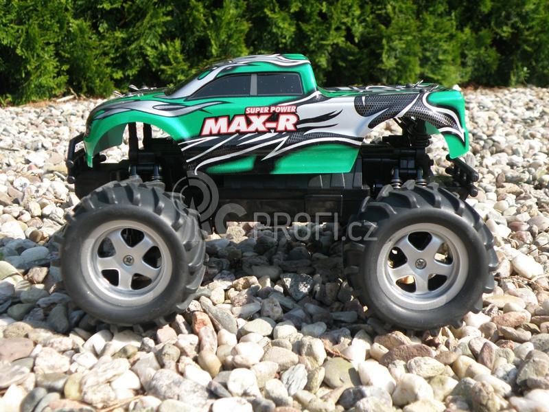 RC OFF-ROAD MAX-R, zelená