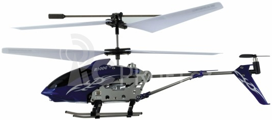 RC vrtulník Rayline 100G Infra RTF, modrá