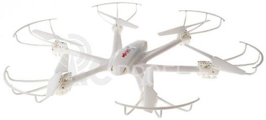 Dron MJX X600 HEXA s FPV, bílá