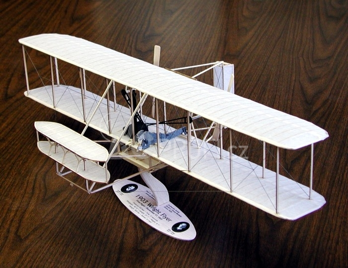 Model letadla 1903 Wright Flyer