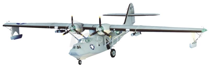 Model letadla PBY -5a Catalina 1:28