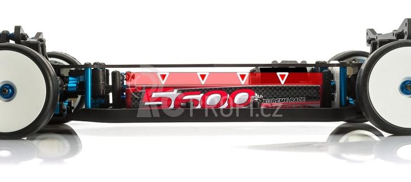 NOSRAM 5600 - TC LCG - 110C/55C - 7.4V LiPo - 1/10 Competition Car Line Hardcase